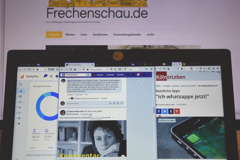 Susanne Neumann - Webjournalistin.de - Inhalt mit Anspruch